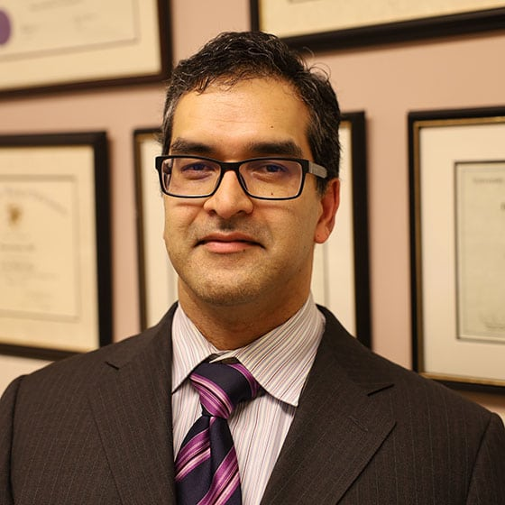Dr. Sanjoy Kundu | Toronto Venous Medical Expert